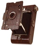Kodak No.2 Hawkette Folding Camera. - click to enlarge.